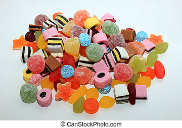 Mixure of candy