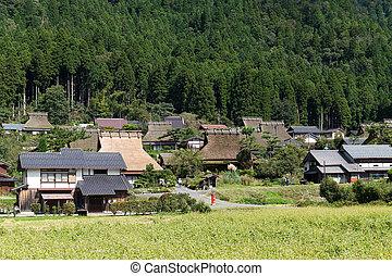 Miyama Village in Kyoto Prefecture