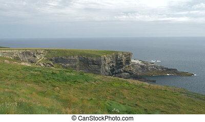 mizen, kopf, bezirk kork, irland, -, gebürtig, version