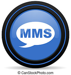 mms icon message sign