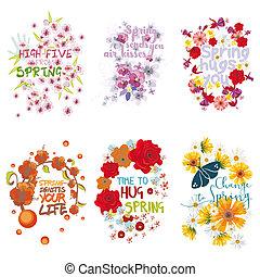 Mnemonics on Spring season - Six mnemonics on the concept of...