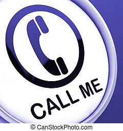Mnie, guzik, rozmowa telefoniczna, pogawędka, Albo, Rozmowa,...