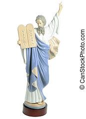 moïse, statue