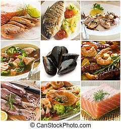 mořské jídlo