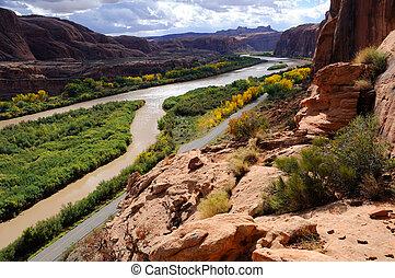 Moab Portal View
