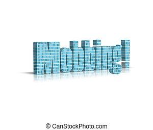 mobbing, 3d, 単語