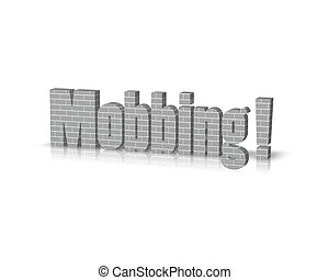 mobbing 3d word