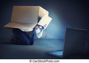 mobbing, cyber