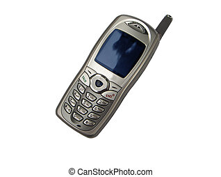 mobiele telefoon, vrijstaand