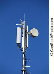 mobile, apparecchiatura, comunicazione