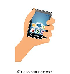 Mobile applications for smartphone