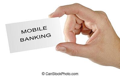 mobile, bancario
