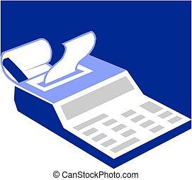 Mobile Cash Register
