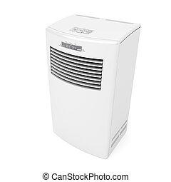 mobile, climatiseur, air