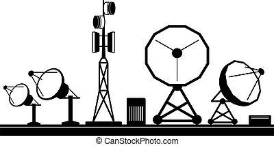 Mobile communication base station