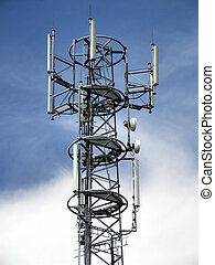 Mobile communication - Wireless technology - mobile cellural...