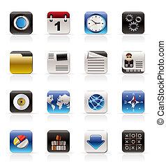 mobile, computer, telefono, internet