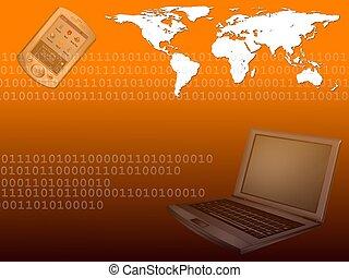 mobile computing world