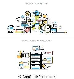 mobile, concepts