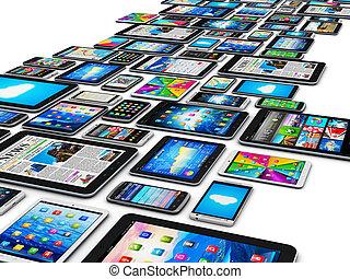 mobile, congegni