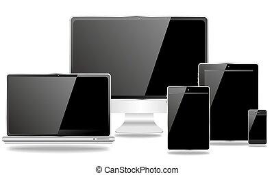 mobile, congegni, desktop