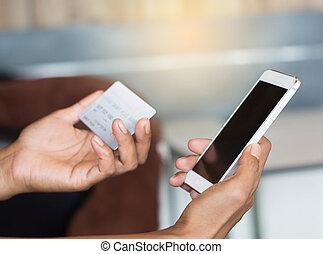 Mobile Credit Card