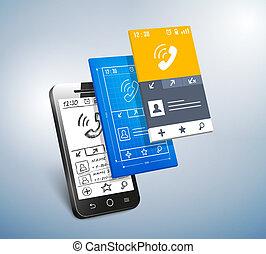 mobile, développement