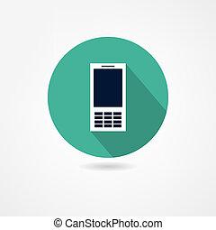 mobile, icône