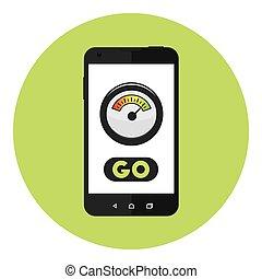 Mobile Internet Test