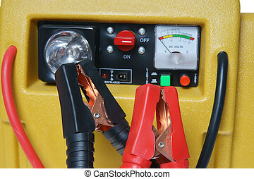 Jump Start Device - Mobile Jump Start Device with built in ...