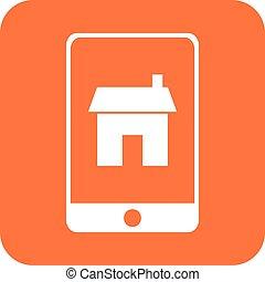 mobile, logement, je