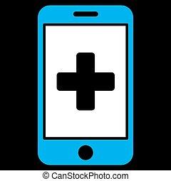 Mobile Medicine Icon
