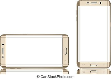 mobile, moderne