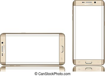 mobile, moderno