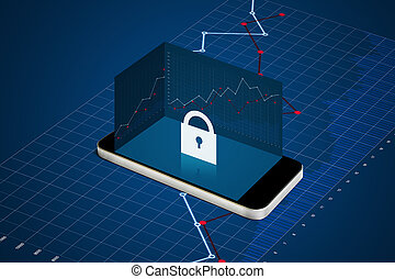 Mobile network security system technology