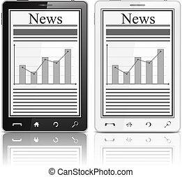 mobile, notizie, telefono