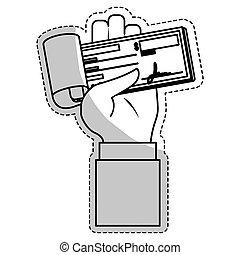 mobile, paiements, conception