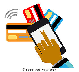 Mobile payments and communication