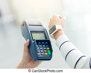 Mobile payment, NFC technology
