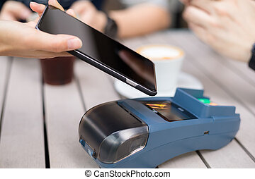 Mobile payment with NFC technology