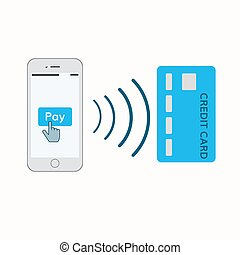 mobile payments illustration