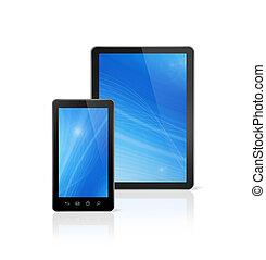 mobile, pc, tablette numérique, téléphone