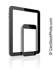 mobile, pc, tablette, téléphone