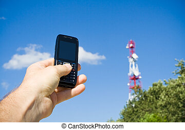Mobile phone and GSM frustration - Mobile phone looking for...