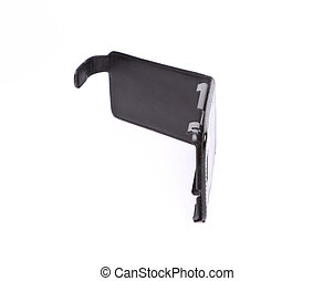 Mobile phone case on a white background
