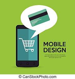 mobile phone credit card shop online