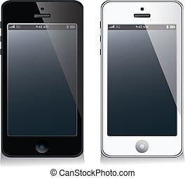 Mobile phone set