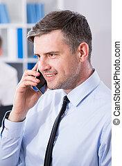 Mobile phone talk