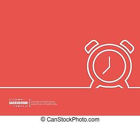 mobile, résumé, document, vecteur, livret, présentation, ...