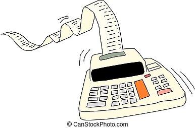 mobile, registro, contanti